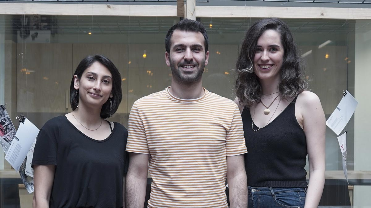 Mimarlar Odası İzmir Şubesi tarafından düzenlenen ''İzmir Elektrik Fabrikası Ne Olmak İster?'' Yarışması'nda MEF Mimarlık Öğrencilerinden Melike Kavalalı, Berin Erikci ve Nimet Değertaş'ın beraber yaptıkları proje 1. seçildi.