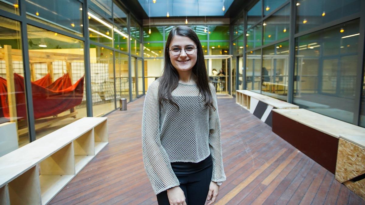 Mekan 2019 İç Mimarlık Öğrencileri Bitirme Projesi Yarışması'nda ikincilik ödülünü MEF Öğrencisi'nin