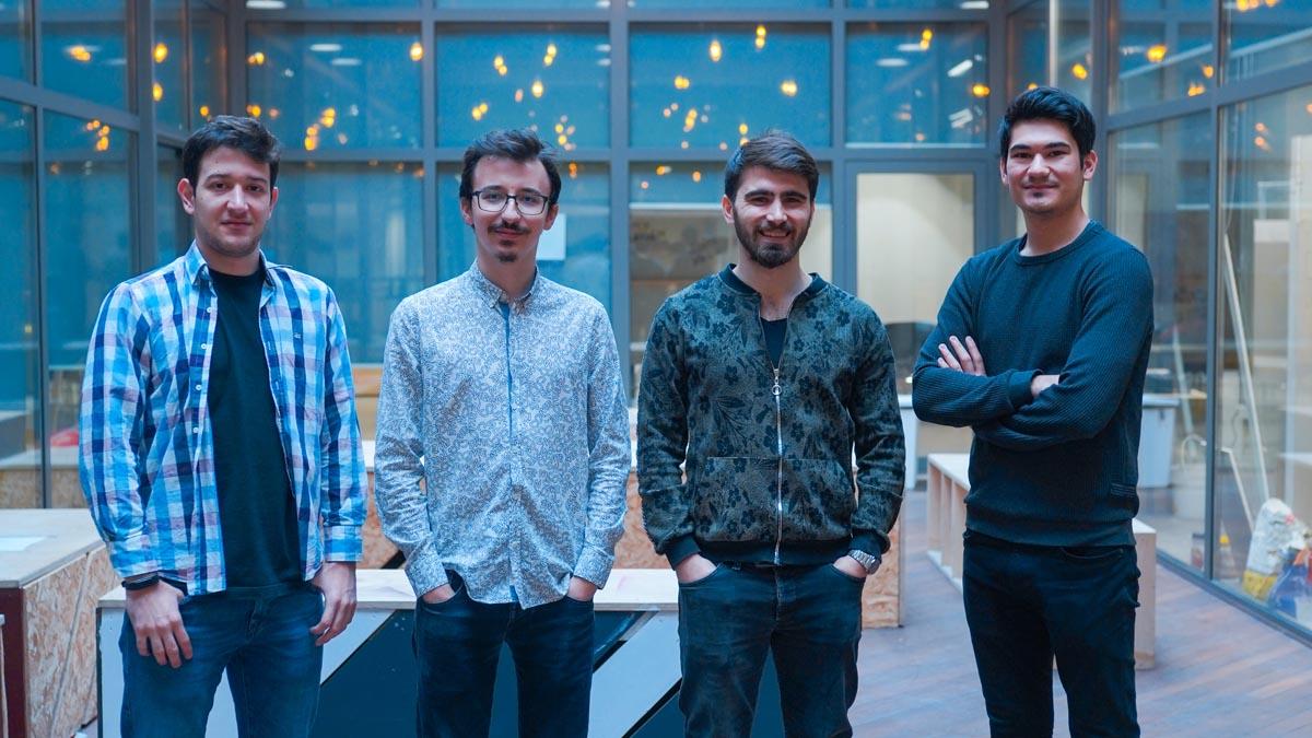 Çelik Yapı Tasarımı Öğrenci Yarışması'ndan MEF'lilere Ödül